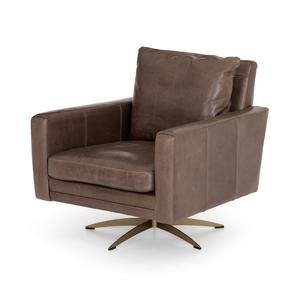 Thumbnail of Four Hands - Lyndon Swivel Chair