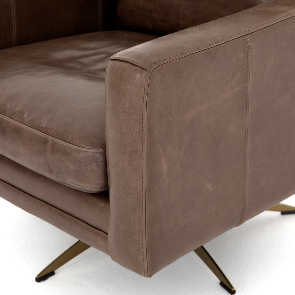 Four Hands - Lyndon Swivel Chair