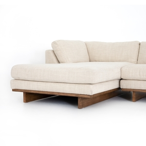 Thumbnail of Four Hands - Everly Two Piece Sectional Left Arm Facing Chaise