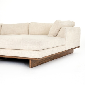 Thumbnail of Four Hands - Everly Two Piece Sectional Right Arm Facing Chaise