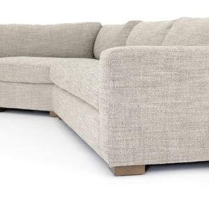Thumbnail of Four Hands - Boone Three Piece Large Corner Sectional