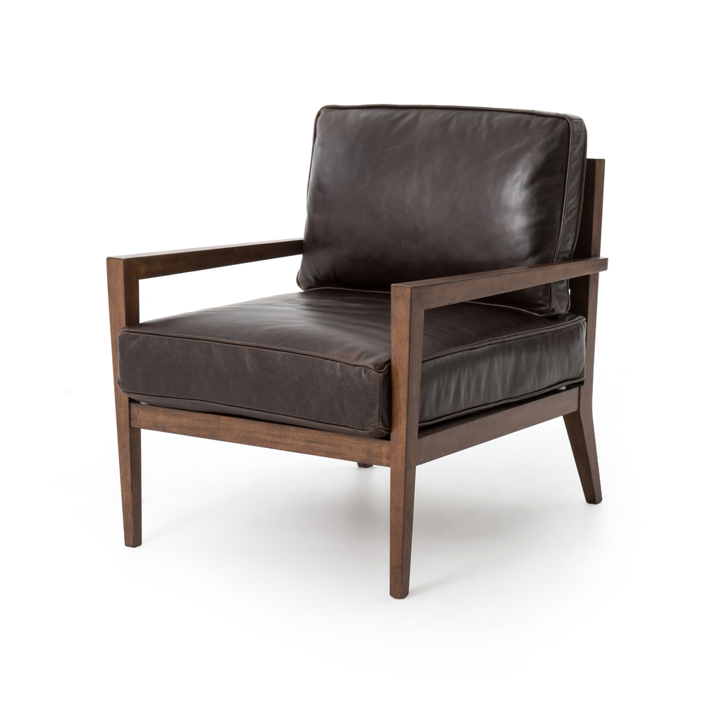 Four Hands - Laurent Wood Frame Accent Chair