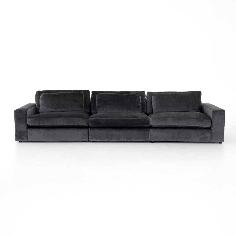 Four Hands - Bloor Three Piece Sectional
