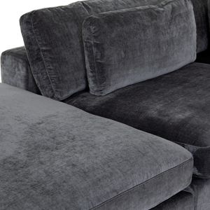 Thumbnail of Four Hands - Bloor Five Piece Left Arm Facing Sectional with Ottoman