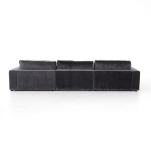Thumbnail of Four Hands - Bloor Three Piece Sectional with Ottoman