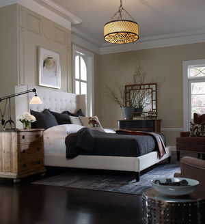 Thumbnail of Four Hands - Jefferson Upholstered Bed