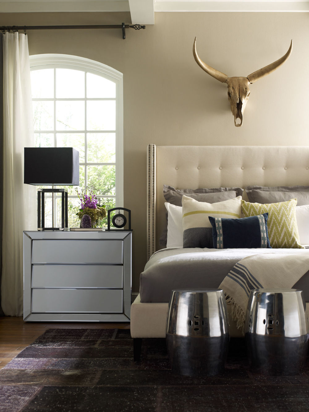 Four Hands - Jefferson Upholstered Bed
