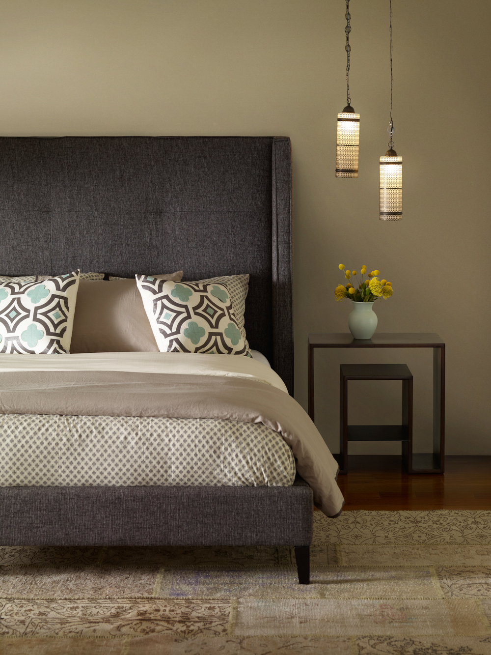 Four Hands - Madison Upholstered Bed