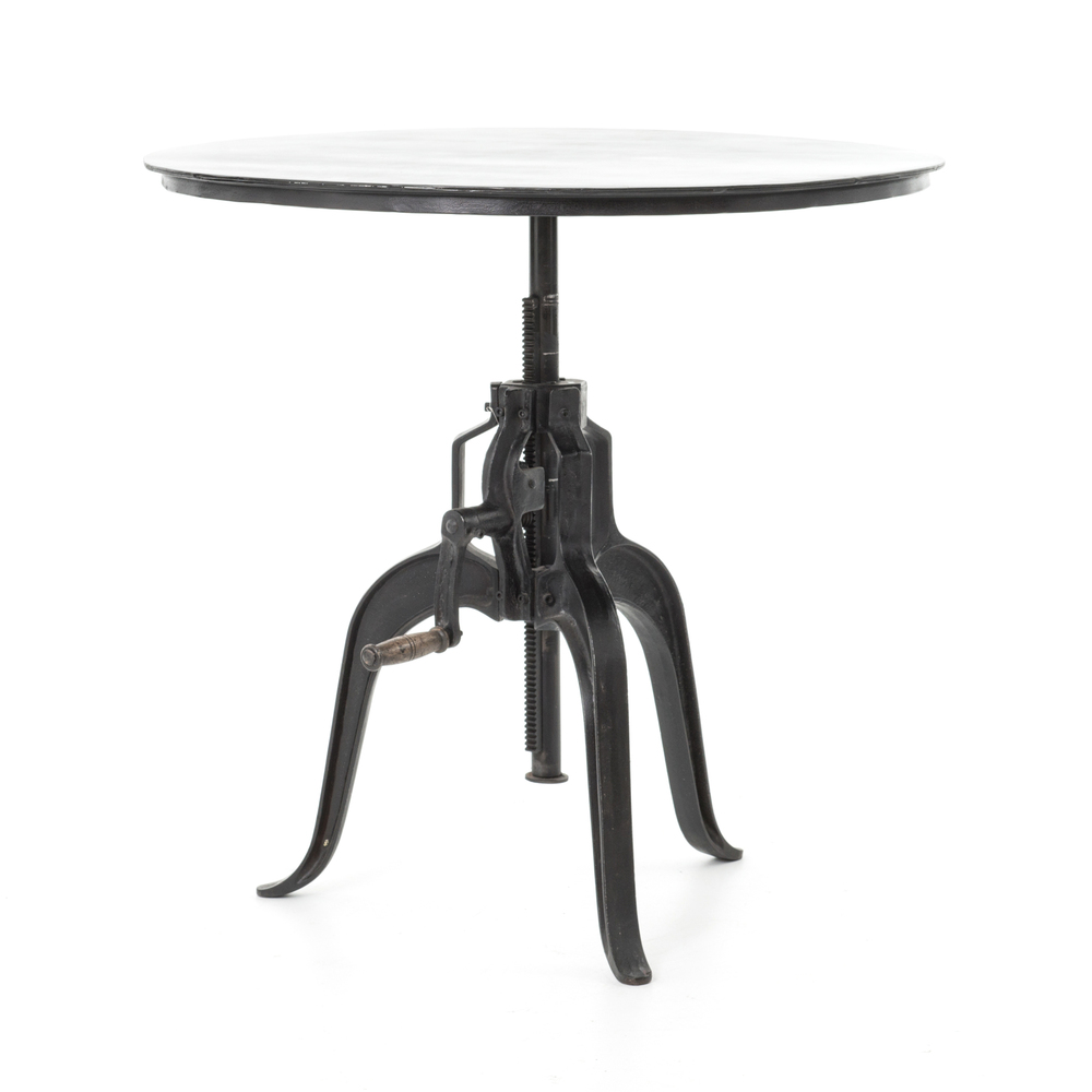 Four Hands - Rockwell Crank Adjustable Side Table