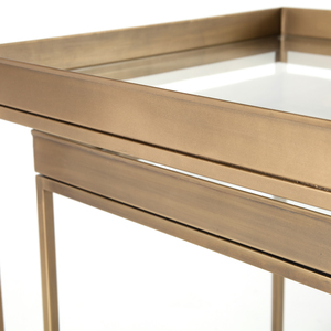 Thumbnail of FOUR HANDS - Asher Nesting Nightstands, Set/2