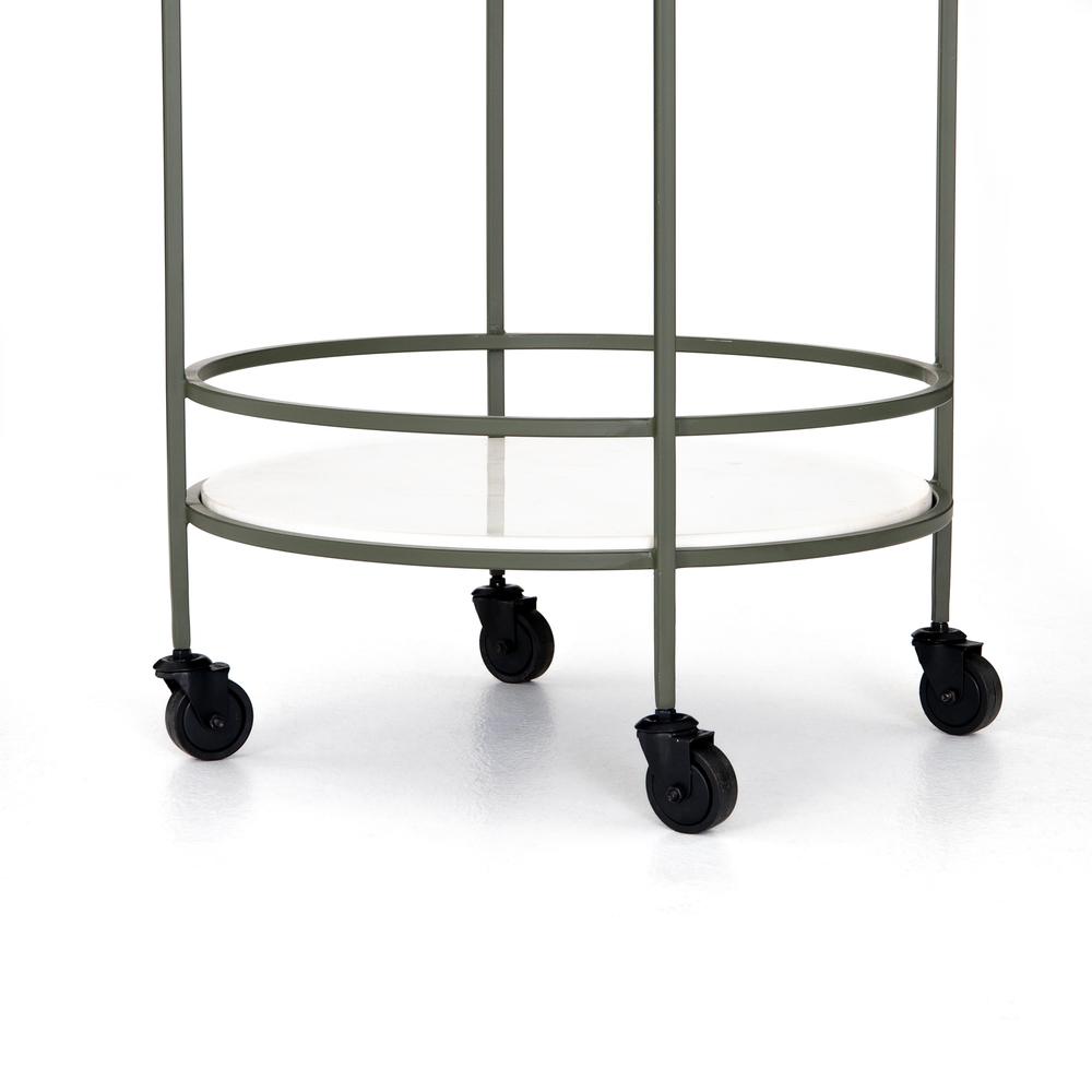 Four Hands - Dempsey Bar Cart