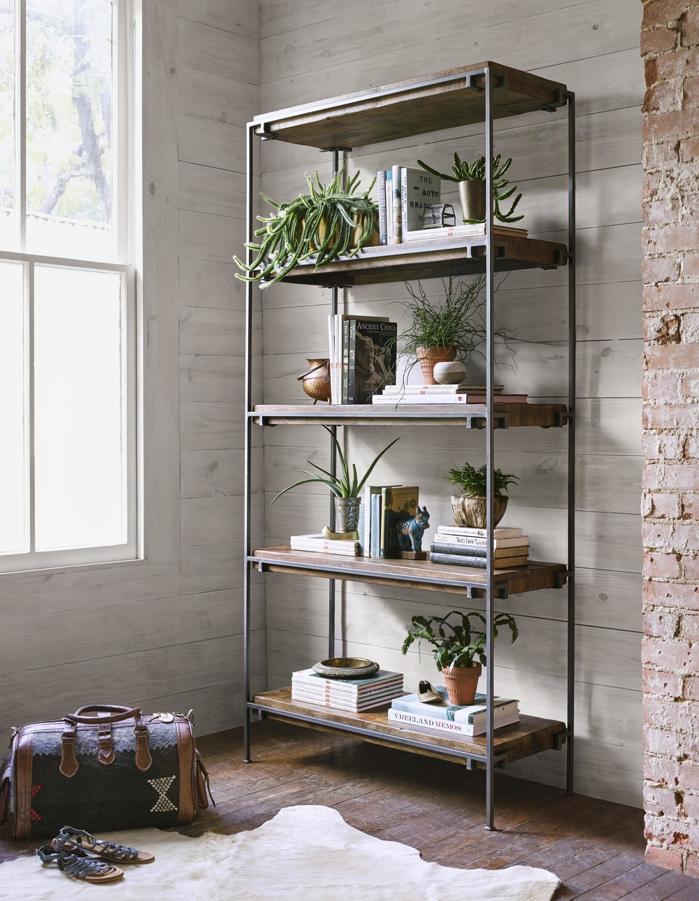 Four Hands - Simien Bookshelf