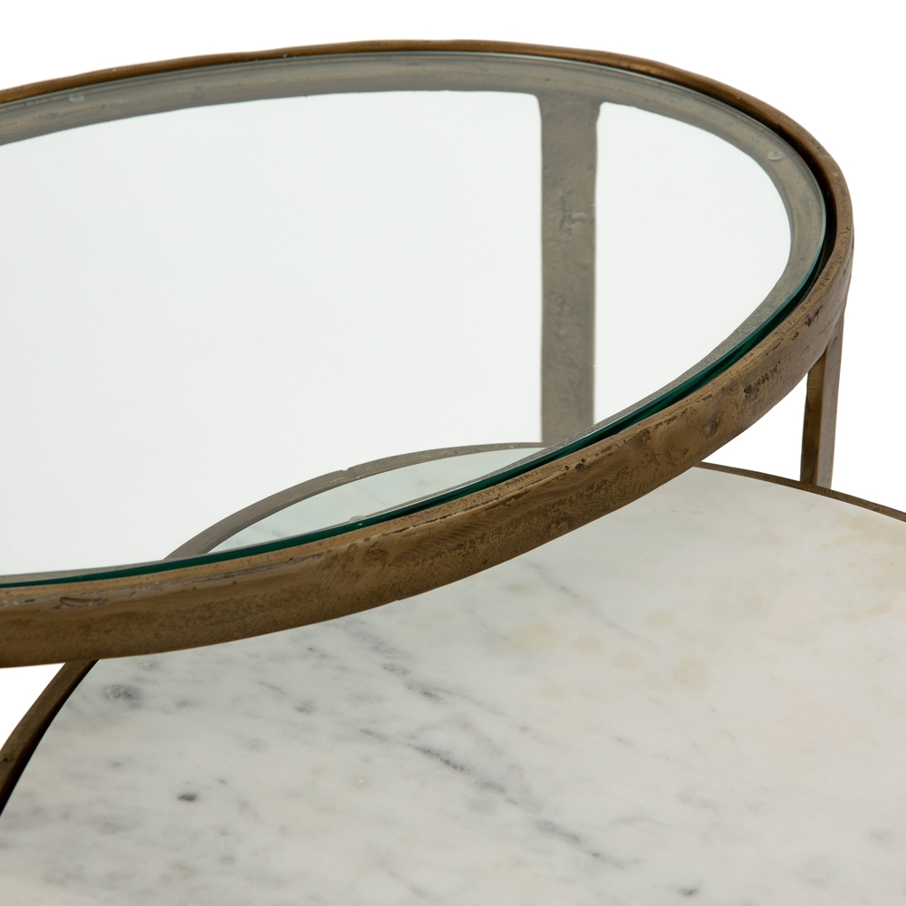 Four Hands - Calder Nesting Coffee Table