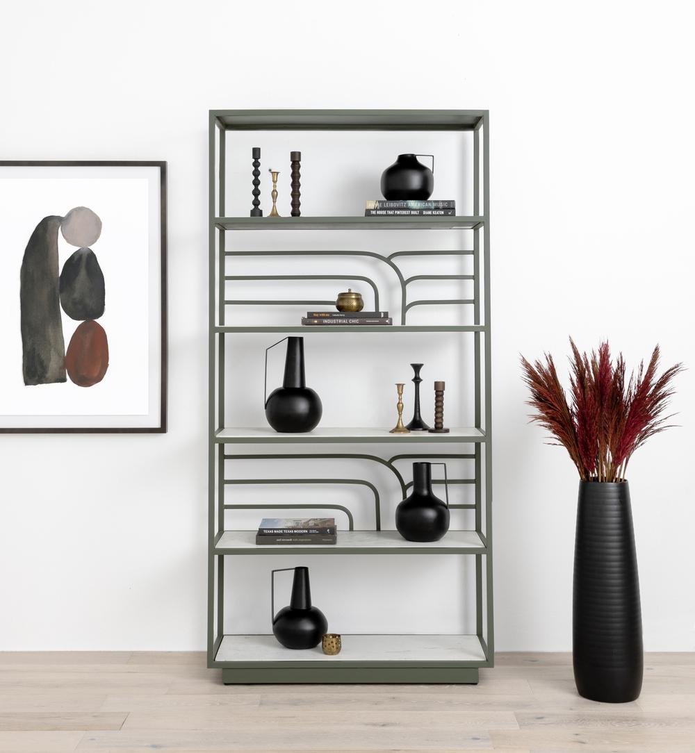 Four Hands - Aleta Vases, Set/4