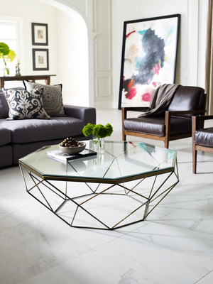 Thumbnail of Four Hands - Geometric Coffee Table