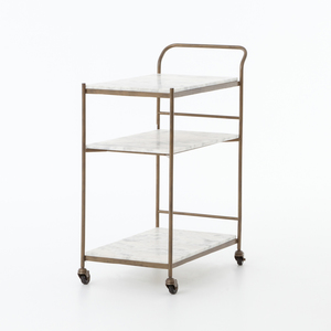 Thumbnail of Four Hands - Felix Rectangular Bar Cart