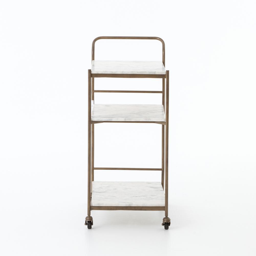 Four Hands - Felix Rectangular Bar Cart