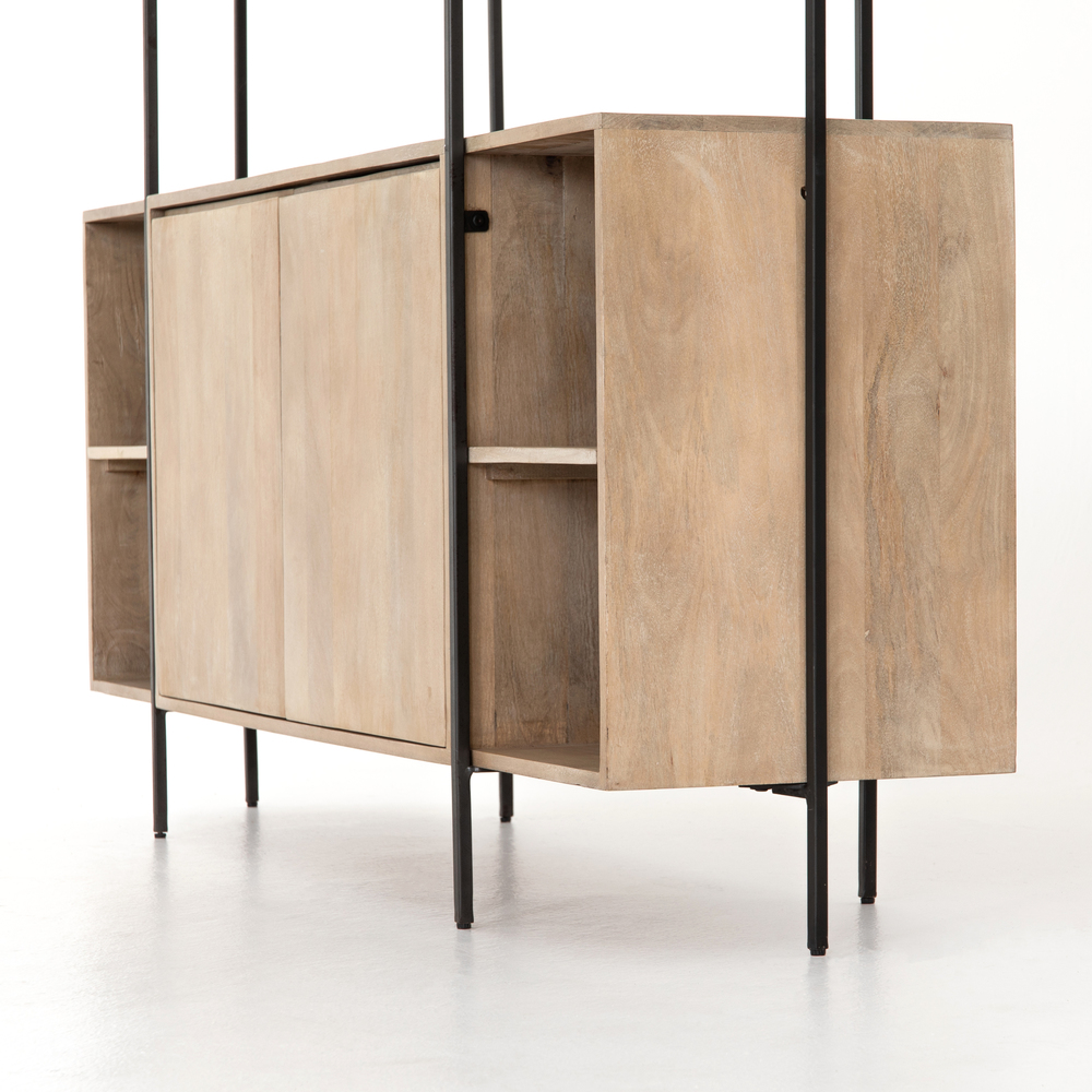 Four Hands - Elena Sideboard and Hutch
