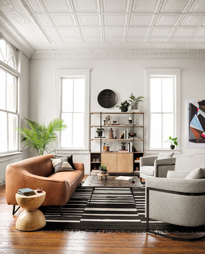 Thumbnail of Four Hands - Elena Sideboard and Hutch