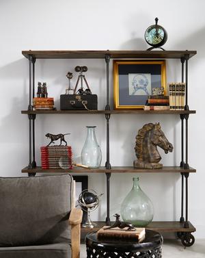 Thumbnail of Four Hands - Rockwell Wooden Bookshelf