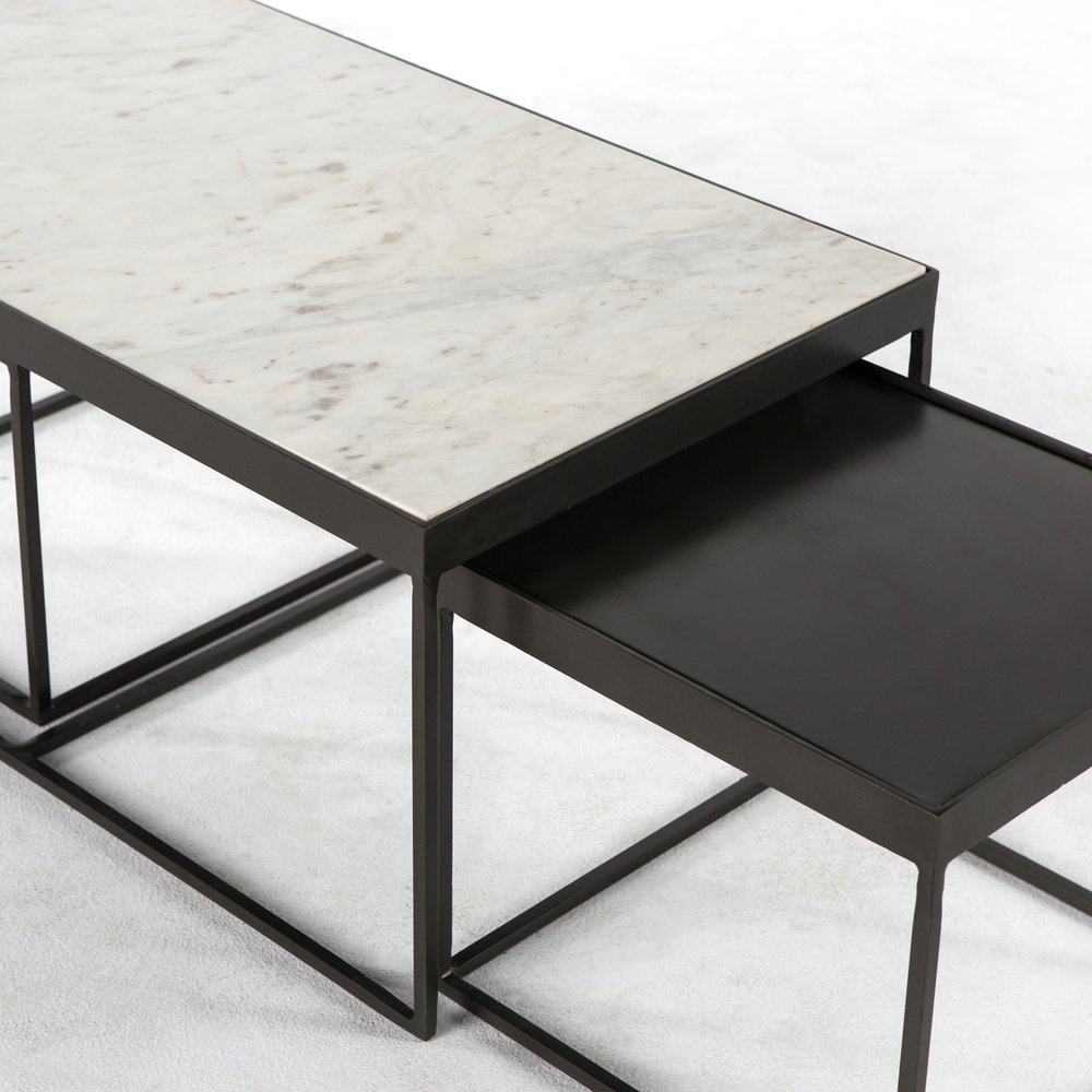 Four Hands - Evelyn Nesting Coffee Table