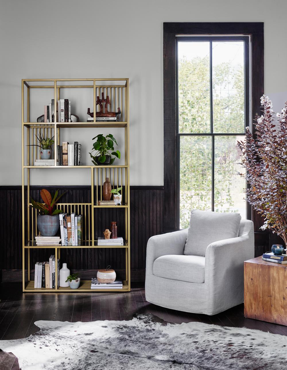 Four Hands - Lottie Bookcase