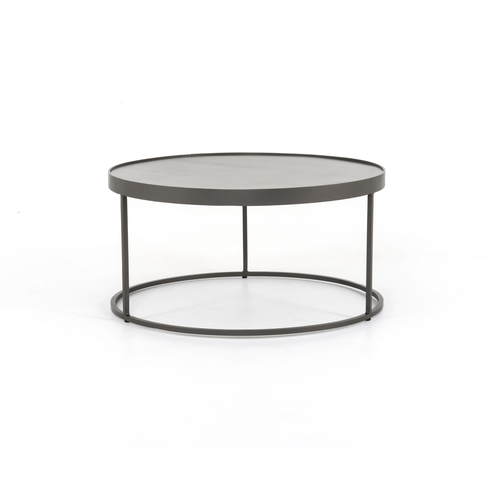 Four Hands - Evelyn Round Nesting Coffee Table