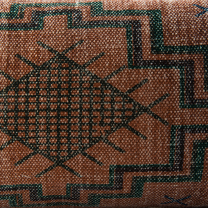Thumbnail of Four Hands - Tribal Rust Lumbar Pillow, Set/2
