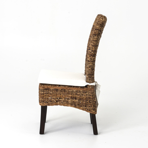 Thumbnail of FOUR HANDS - Banana Leaf Chair with Cushion