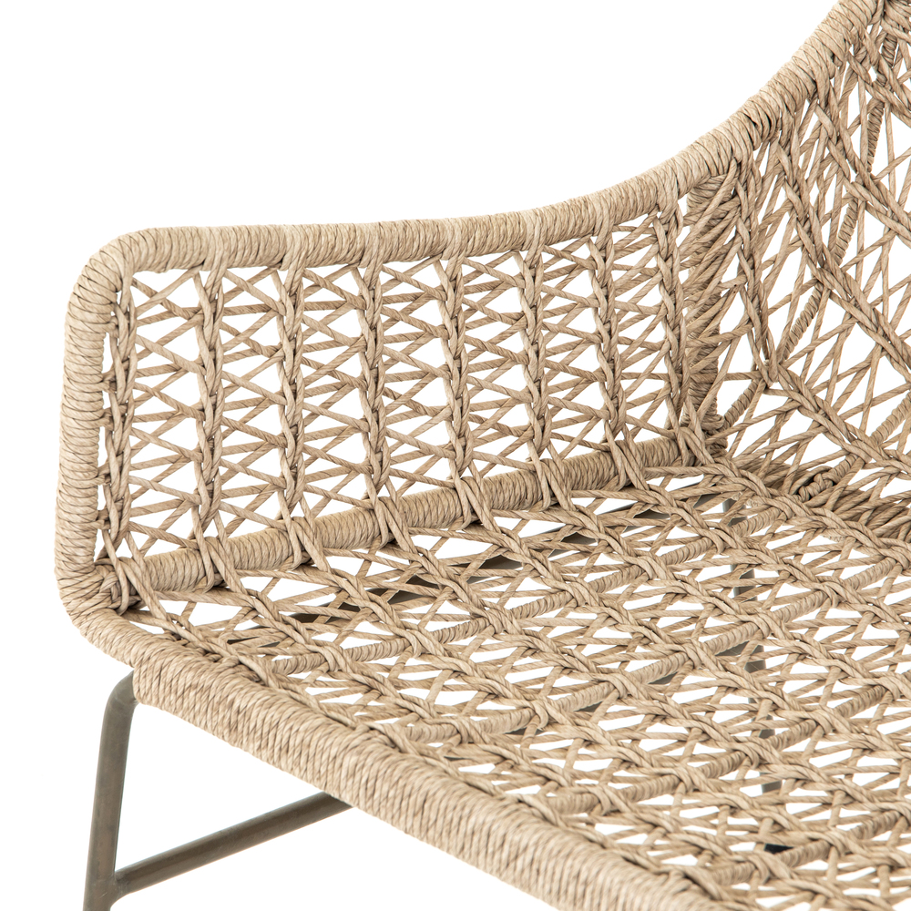 Four Hands - Bandera Outdoor Woven Club Chair
