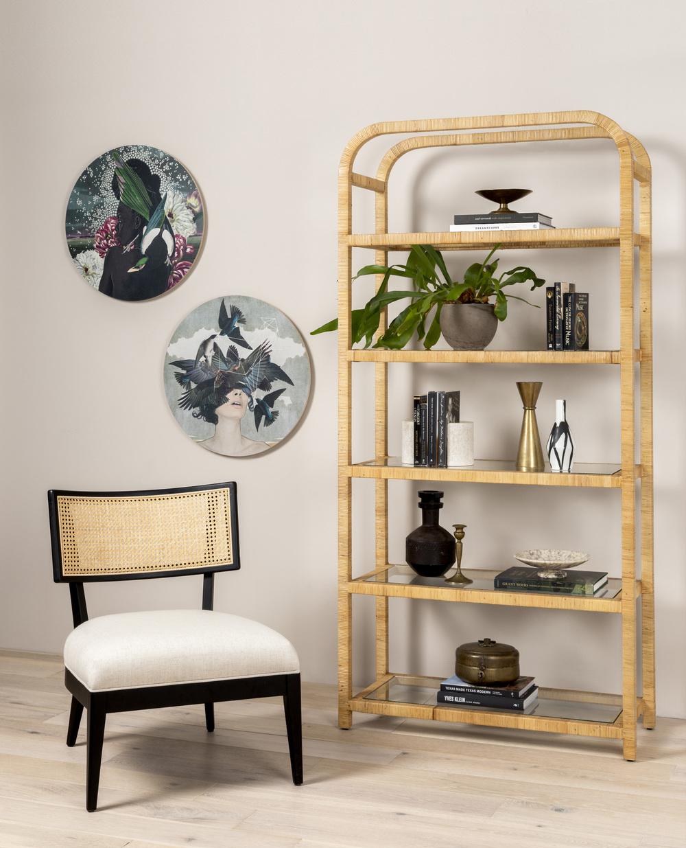Four Hands - Dory Bookshelf
