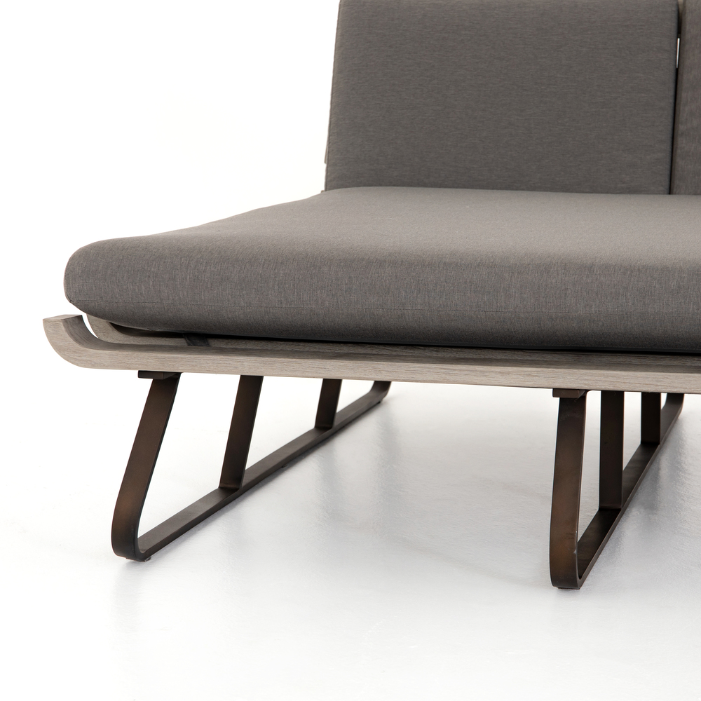 Four Hands - Dimitri Outdoor Double Chaise
