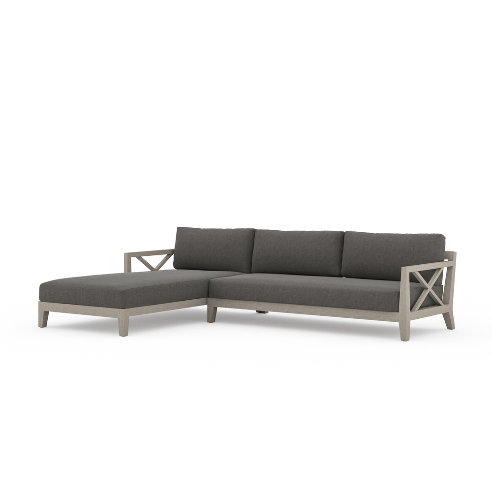Four Hands - Huntington Two Piece Left Arm Facing Sectional