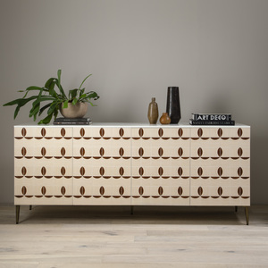 Thumbnail of Four Hands - Trefoil Sideboard