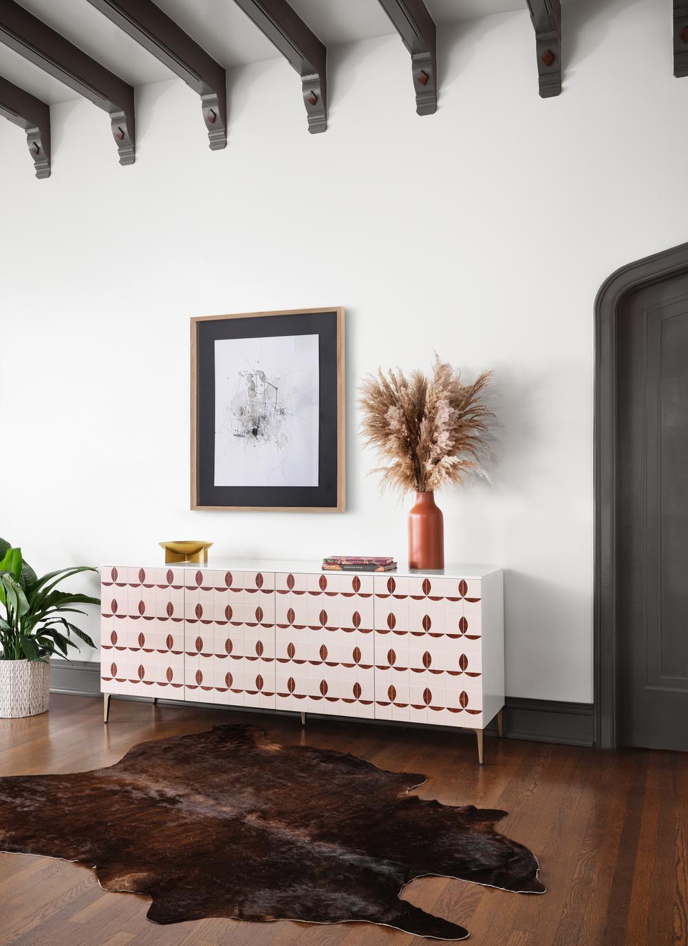Four Hands - Trefoil Sideboard