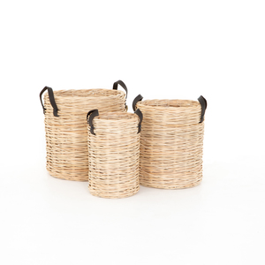 Thumbnail of FOUR HANDS - Ember Natural Baskets, Set/3