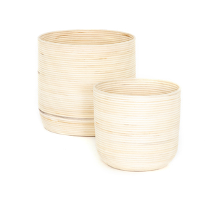 Thumbnail of Four Hands - Feye Natural Baskets, Set/2