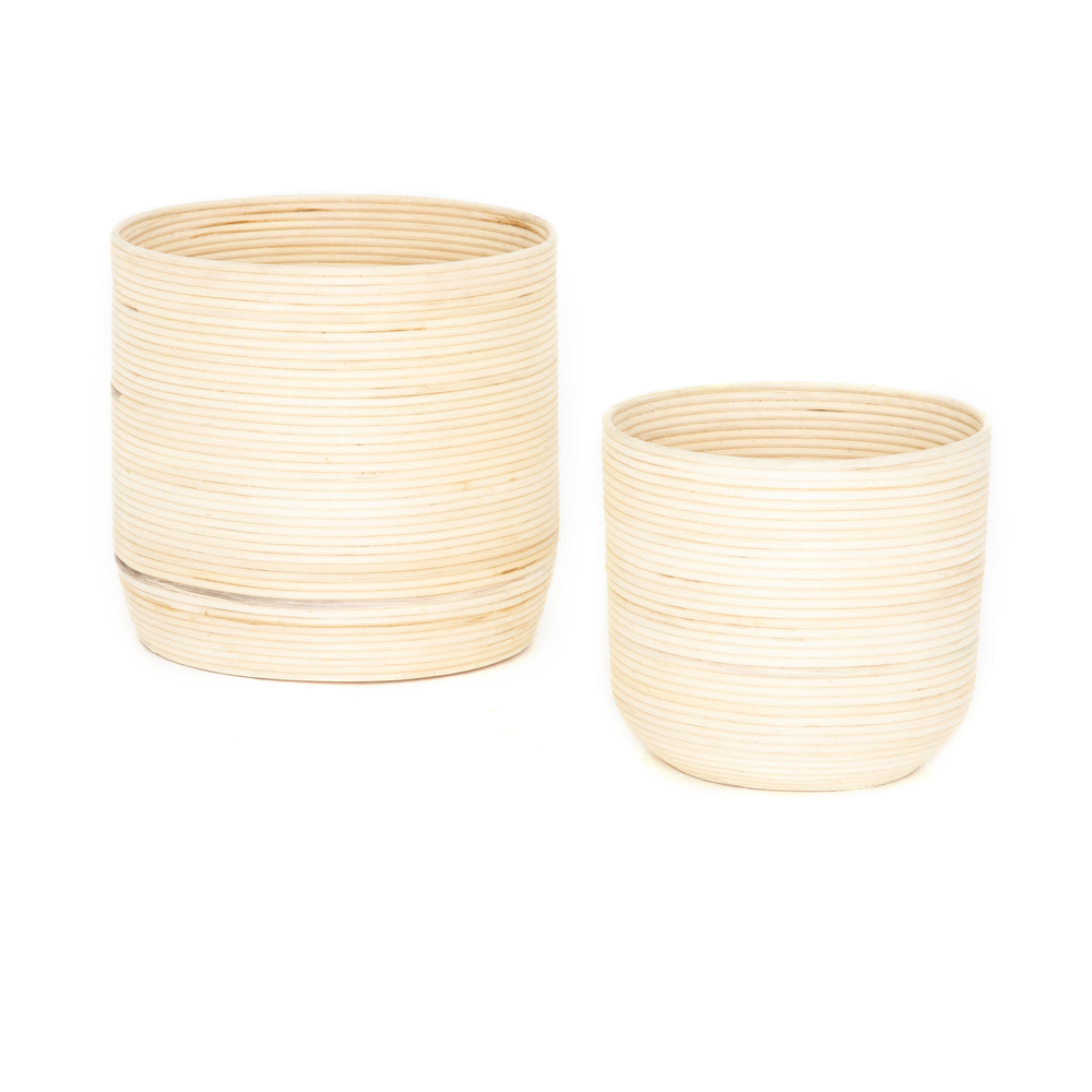 Four Hands - Feye Natural Baskets, Set/2
