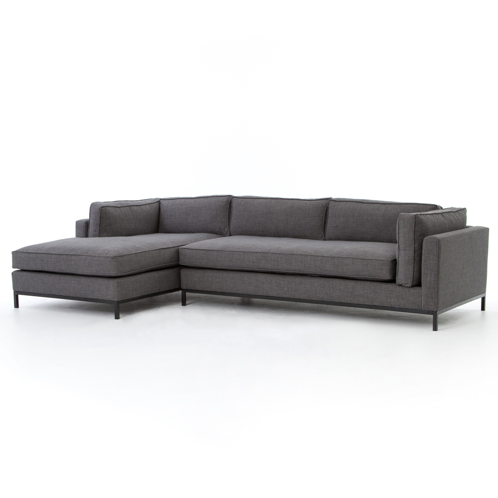 Four Hands - Grammercy Two Piece Sectional Sofa