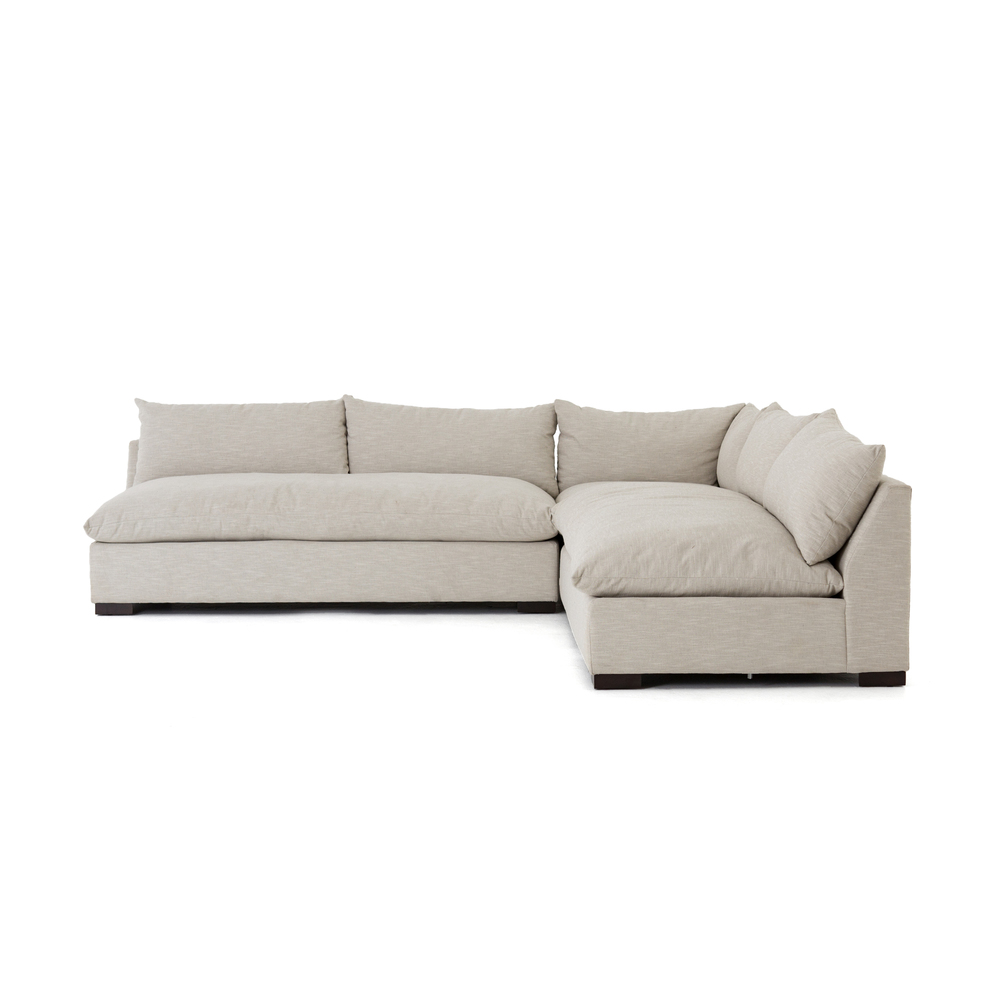 Four Hands - Grant Three Piece Sectional