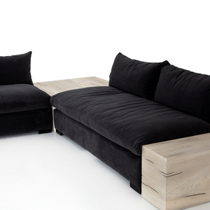 Thumbnail of Four Hands - Grant Two Piece Sectional with Corner and End Table
