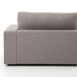 Thumbnail of Four Hands - Bloor Five Piece Right Arm Facing Sectional with Ottoman