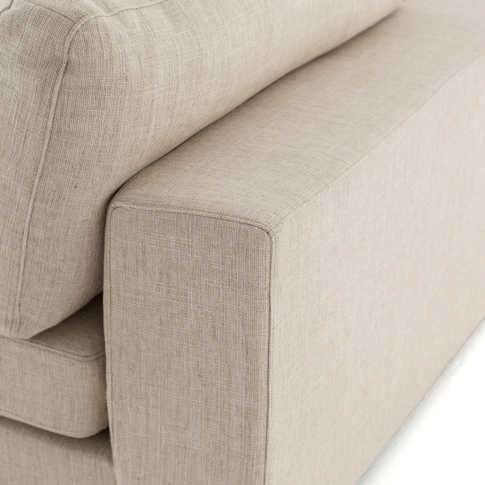Four Hands - Bloor Seven Piece Sectional with Ottoman