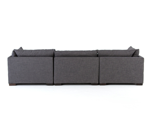 Thumbnail of Four Hands - Westwood Three Piece Sectional with Ottoman