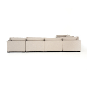 Thumbnail of Four Hands - Westwood Six Piece Sectional with Ottoman