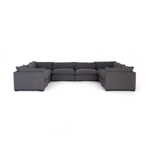 Thumbnail of Four Hands - Westwood Eight Piece Sectional