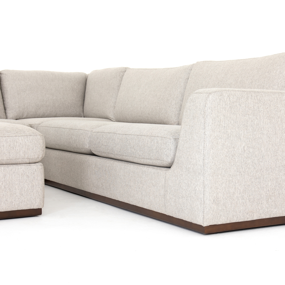 Four Hands - Colt Three Piece Sectional