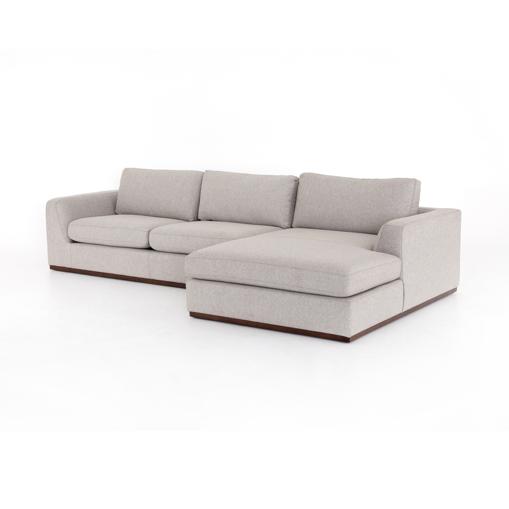 Four Hands - Colt Two Piece Sectional with Right Arm Facing Chaise