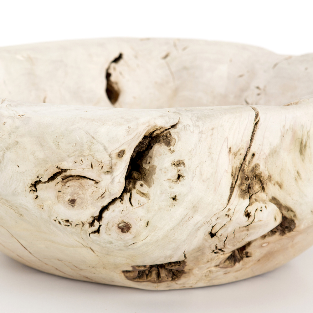 Four Hands - Reclaimed Wood Bowl