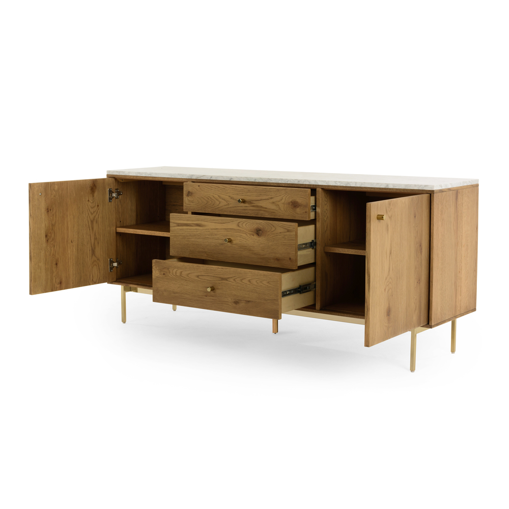 FOUR HANDS - Montrose Media Console